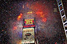 life goal: spend new years eve in new York city. I've always wanted to watch the ball drop in person!