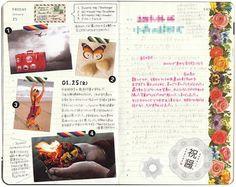 Moleskine Journal 01.25 / 01.26