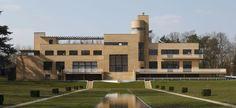 Villa Cavrois, by Robert Mallet-Stevens, built 1929-1932, Croix France