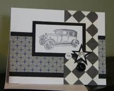 handmade cards for men - Google Search