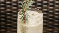 PHOTO:  The Grant Grill's douglas collins cocktail is shown here. 2 ounces of Douglas Fir gin  10 ounces lemon juice  10 ounces of simple syrup    Shake and strain into a tall Collins glass. Top with soda water. Garnish with a Douglas Fir branch.    Recipe courtesy Jeff Josenhans of The US Grant's Grant Grill