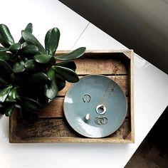 Bijoux du jour ✨ Collier @sweetyjaneofficiel via @madlords + ring @margidarika #greenmood #jewellery #hello