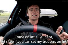 Richard Hammond of Top Gear