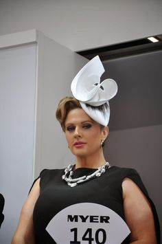 Racing Fashion: Racing Fashion @ Fashions on the Field, Derby Day at Flemington Spring Carnival