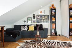 Un piso de estilo ecléctico con un estilismo de 10