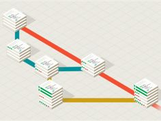 Git Branching Illustration