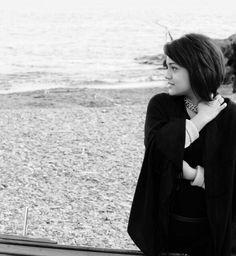 Model : @Rosivillao PH : @matteopignatelli #fotograf#fotografie #photo#sea #natura#wilter