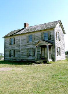 Henry House, Manassas National Battlefield Park