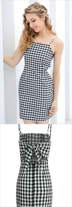 Carmensita Gingham Fit and Flare Dress | Gingham, Europe fashion and ...