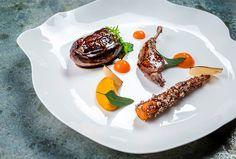 Marco Martini | foto Andrea Di Lorenzo | Piccione, carruba e carote