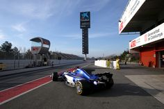 Barcelona Test 2 - Day 3 - Official Report - Sauber F1 Team - #SauberF1Team #25YearsInF1 #F1 #F1Testing #Formula1 #FormulaOne #motorsport
