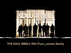 Soul Rebels Brass Band --  504