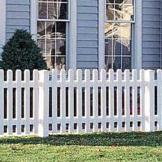 Bufftech Post and Rail Vinyl Fencing - Academy Fence Company NJ ...