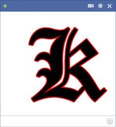 K (KIRA - Death Note) (Chat de Facebook)