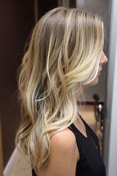 Ombré I want - ash blond