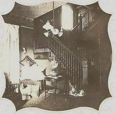 """Victorian interior 1900's"""