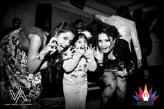 In birthday party