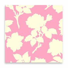 Heather Bailey Garden District - Cap 2 Magazine Street - Nouvelle Rose - pink
