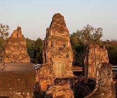 Pre Rup Temple, Siem Reap. Cambodia