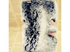 Gorgeous Flip Fluffy #Samsung Galaxy S4 #Case