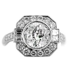 Sophia D Diamond Classic Engagement Ring