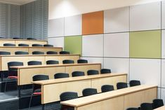 UWA, Alexander and Murdoch Lecture Theatres 04
