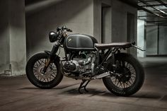 Bmw Brat Style #motorcycles #motos #bratstyle | caferacerpasion.com
