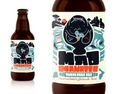bold city brewery - mad manatee #beer