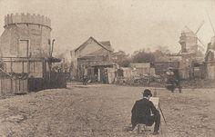 rue Girardon vers 1900