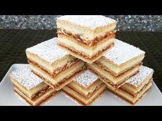 PRAJITURA ALBINITA RETETA USOARA | PASTEL CON MIEL | BUCATARESTE CU RODICA - YouTube Cakes And More, Apple Pie, Deserts, Sweets, English, Food, Honey, Pies, Pastries