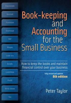 It is a book how to run a business something she might wanted to read up on since taking over the whore house
