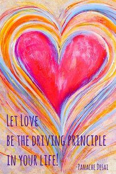 Love | Panache Desai Quote