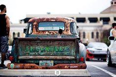 Bagged Truck
