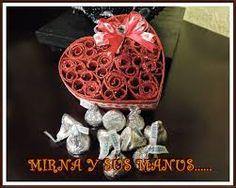 Trabajo hecho por mi paisana Mirna Gtz....su página de Facebook Mirna y sus Manus