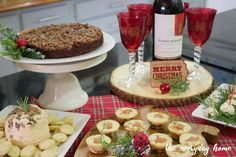 Easy Christmas Entertaining Ideas | The Everyday Home