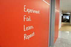 Experience Center, Offices, Fails, Neon Signs, Make Mistakes, Bureaus, The Office, Corporate Offices