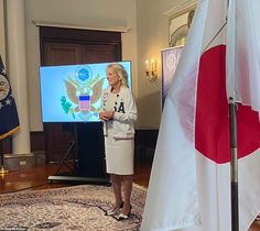 Jill Biden throws her support behind Team USA at Tokyo Olympics opening ceremony | Daily Mail Online 2020 Olympics, Tokyo Olympics, Summer Olympics, Allison Schmitt, Olympics Opening Ceremony, Jill Biden, Opening Day, Team Usa, Queen Elizabeth Ii