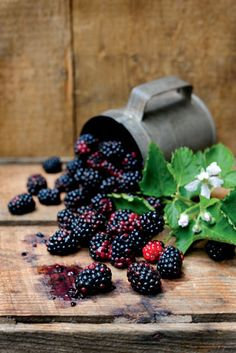 No detox would be complete without berries. These things scrub the chemicals and toxins out of your body.