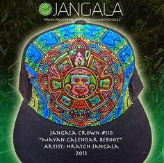 "Jangala Crown #110 ""Mayan Calendar Reboot"" By: Hratch Jangala"