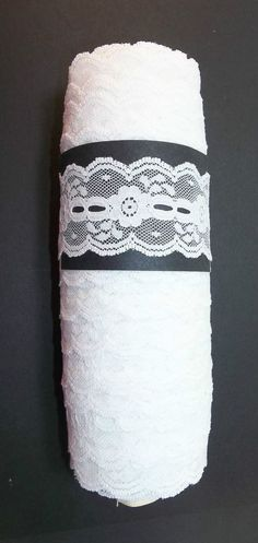 """White 1 3/8""""lace galloon beading lace with 5/8"""" scallop  25 yds"""