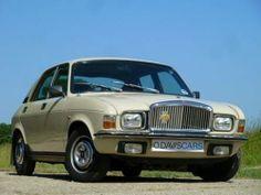 Austin Allegro 1.5 Vanden Plas, 1980,