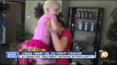 Mom of 3 Year Old Brain Cancer Patient Uses CBD for Better Quality of Life