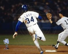 Los Angeles Dodgers - Lee Lacy Photo