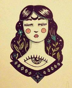 LOVE this ❤️ Flora y Luna