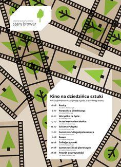 Kreacja Zakochaj się w Parku bardziej... #starybrowar #kino #klasykakina
