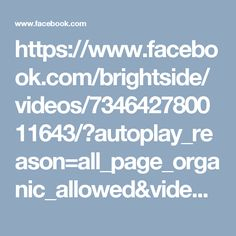 https://www.facebook.com/brightside/videos/734642780011643/?autoplay_reason=all_page_organic_allowed&video_container_type=0&video_creator_product_type=0&app_id=273465416184080&live_video_guests=0