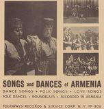 Songs & Dances of Armenia [CD]