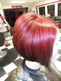 Hair by Michelle Welch