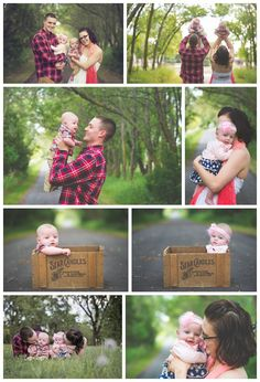 Family photo ideas with twins Please like my Facebook page if you want to see more!! https://facebook.com/Oakleyphotography3