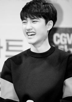 D.O <3 His smile is adorable